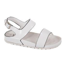 Sandale din cauciuc albe S888A, Marime: 36, imagine