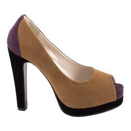 Pantofi de dama cu toc 1888-13-MARO, Marime: 37, imagine