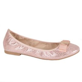 Balerini de dama roz usori HR21603-R