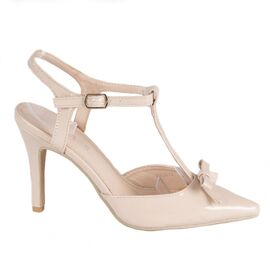 Sandale dama bej 82470-B-PT-O
