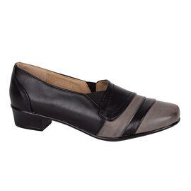 Pantofi dama negri cu talpa joasa 33901-N