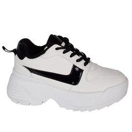 Sneakers de dama cu platforma B8135-A, Marime: 40, imagine