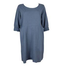 Rochie dama casual albastra 197686-B, imagine