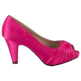 Pantofi de dama eleganti A3371-FUCHSIA, Marime: 37, imagine
