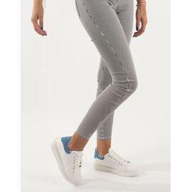 Pantofi de dama sport casual G330-4-WHITE/BLUE, Marime: 37, imagine
