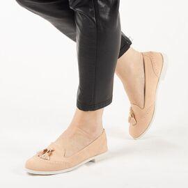 Pantofi de dama, cu talpa joasa si comoda AB619-PINK, Marime: 36*, imagine