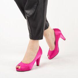 Pantofi de dama eleganti A3372-FUCHSIA, Marime: 39, imagine