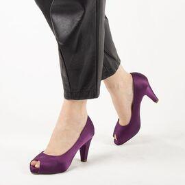 Pantofi de dama eleganti A3372-PURPLE, Marime: 38, imagine