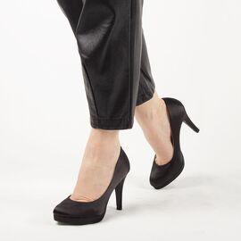 Pantofi de dama eleganti A1171-BLACK, Marime: 37, imagine