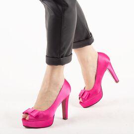 Pantofi de dama eleganti A03-2-FUCHSIA, Marime: 39, imagine