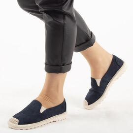 Espadrile de dama 216BLUE, Marime: 36, imagine