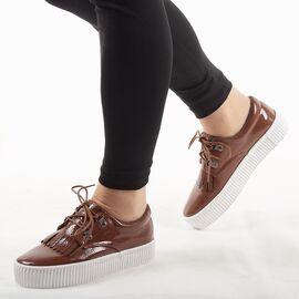 Pantofi dama sport cu siret K1631006-M, Marime: 39, imagine