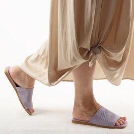 Papuci de dama, mov cu talpa joasa PP11-MOV, Marime: 37, imagine