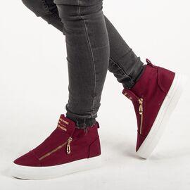 Sneakers dama, din material textil K8608-VISINIU, Marime: 40, imagine