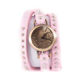 Ceas dama curea roz C10-0104