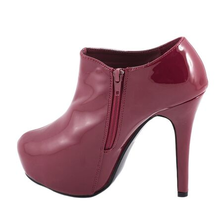 Botine dama cu platforma 82916RED-PT, Marime: 37, imagine _ab__is.image_number.default
