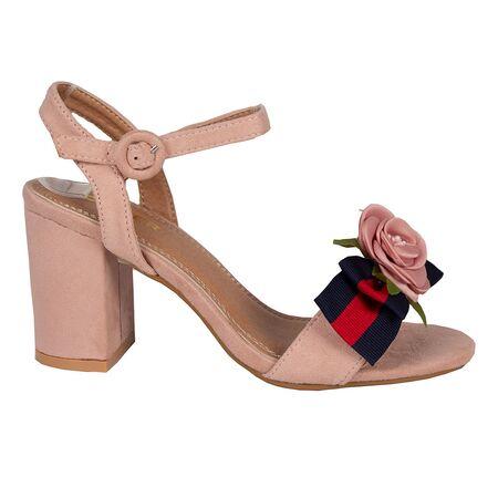 Sandale dama elegante roz AX-54-P, Marime: 41, imagine